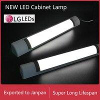 Nordic LED Closet Lighting 40cm Kitchen Wardrobe Under Cabinet Lamp Bathroom Mirror Lamp Bookcase Desk Work Light