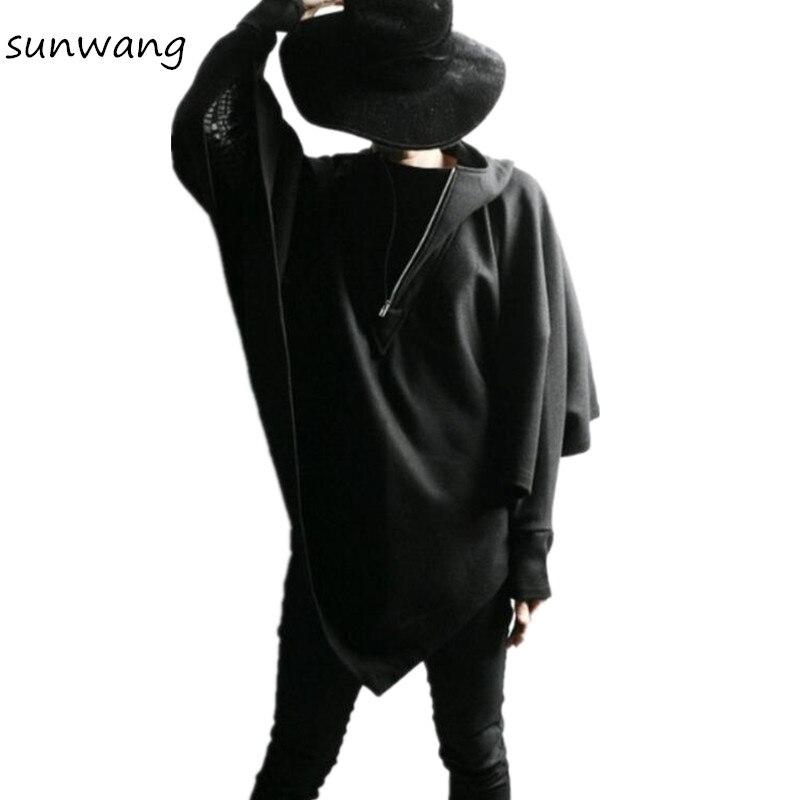 Mens Hooded Trench Coat Black Promotion-Shop for Promotional Mens ...