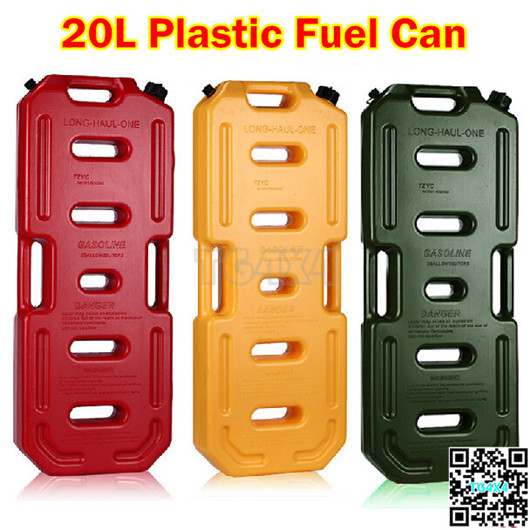 buy 20l jerry can plastic petrol fuel. Black Bedroom Furniture Sets. Home Design Ideas