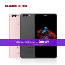 BLUBOO Dual 5.5″ FHD 4G LTE Smartphone  MTK6737T Quad Core 2G RAM 16G ROM Android 6.0 13MP Dual Back Camera 3000mAh Mobile Phone