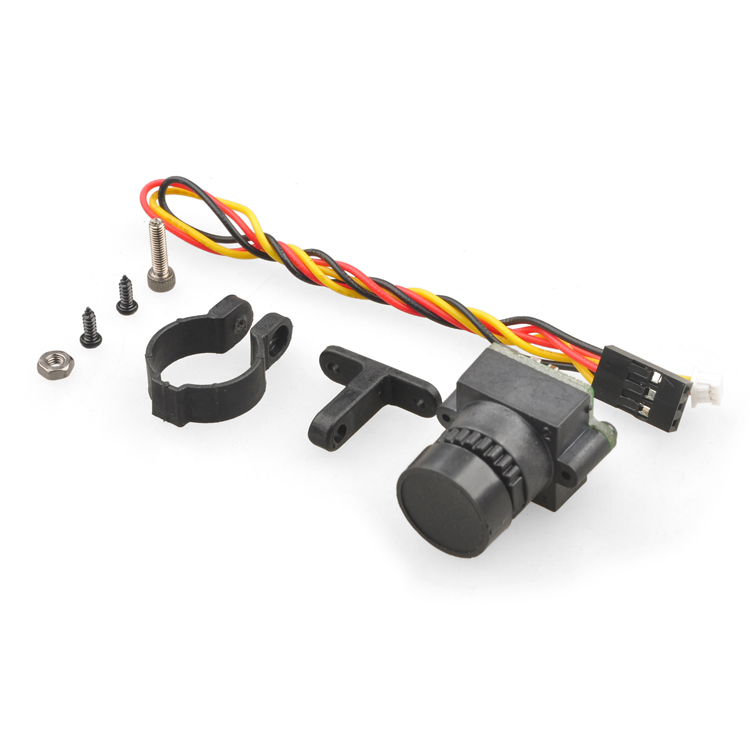 F18142 HD 1000TVL Mini FPV Camera Lens 2.8mm 3MP PAL/NTSC Switchable w/ Angle Adjustable Holder for DIY RC Racing Drone 250 210 high quality eachine 1000tvl 1 3 ccd 110 degree 2 8mm lens mini fpv camera ntsc pal switchable for fpv camera drone