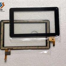 Черный 7 дюймов для Digma iDj7n/cube u25gt/Prestigio multipad 7,0 pmp3570b сенсорный экран FPC-TP070072(DR1334)/CZY6267A-FPC