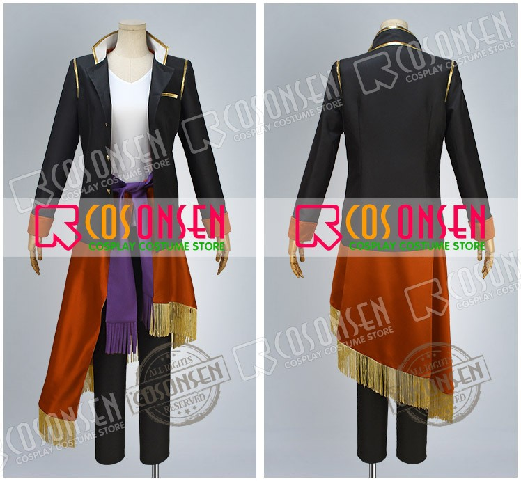 Cosonsen Touken Ranbu Ookurikara Cosplay Costume Any Size Custom Made New
