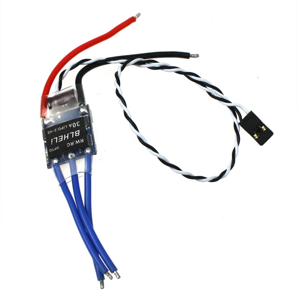 F16816/18 RW.RC V14.2 Version BLHeli Program OPTO mini 16A / 20A / 30A ESC for Multirotor 250 FPV Race an incremental graft parsing based program development environment