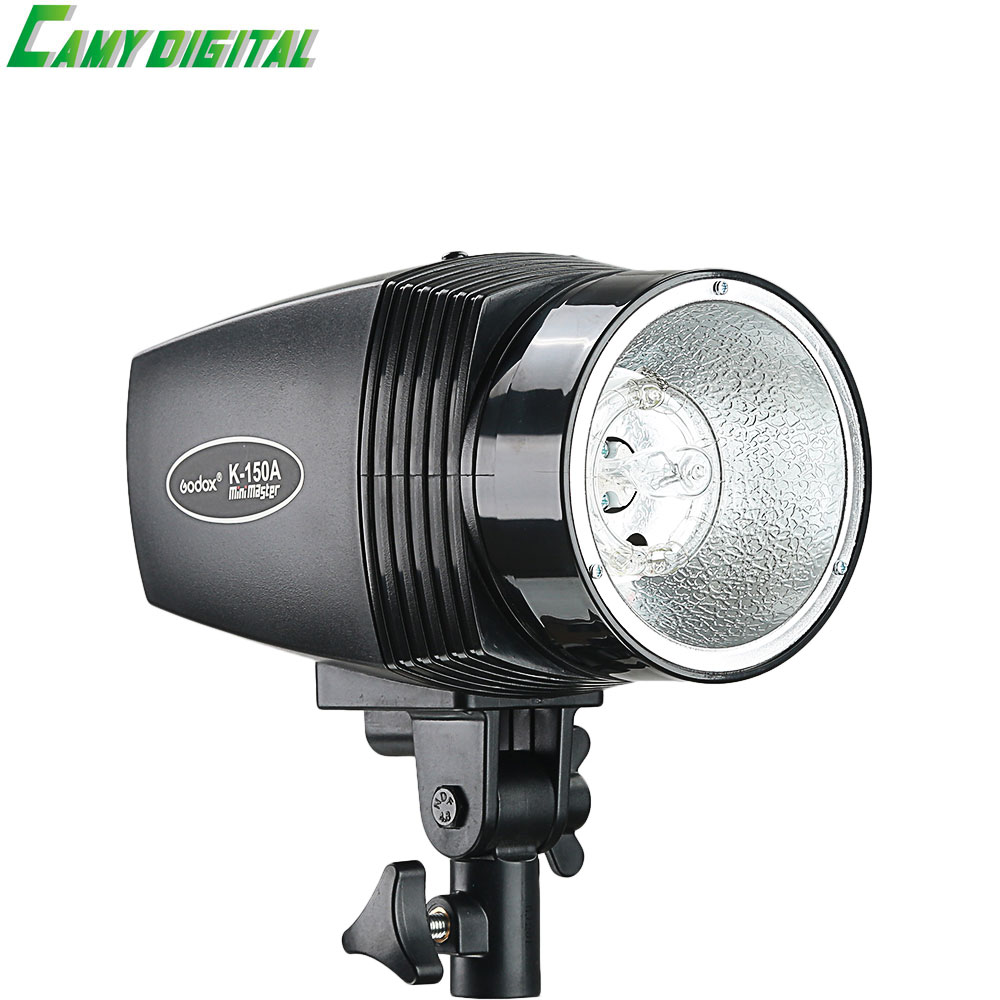 Godox Mini Master Studio Flash K-150A GN42 Power Mas 150WS Modeling Lamp: 75WS Recycle Time: 0.5 ~ 3s