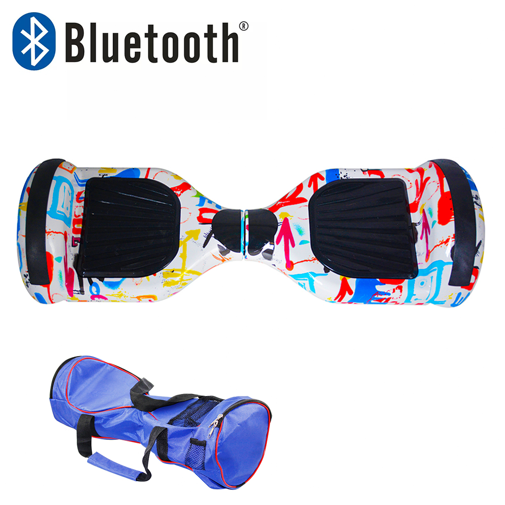 6.5'' self-balancing Hoverboards or electric skateboard with Bluetooth and Two Wheels 1