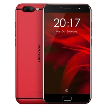 Ulefone Gemini Pro Handy 5,5 Zoll Android 7.1 MTK6797 Deca Core smartphone Volle HD 1920×1080 2 Zurück Kamera 4G + 64G Smartphone