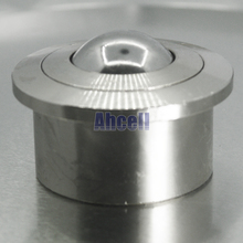 """SP-30 30mm 1 3/16"""" airport Heavy Ball transfer unit,SP30 250 / 300kgs load capacity air cargo type roller conveyor bearing"""