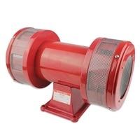 MS 590 AC 110V / 230V 160db Motor Driven Air Raid Siren Metal Horn Industry Boat Alarm