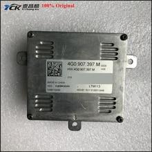 1PC YCK Original LED Driver LED Headlight Control Unit 4G0 907 397 M 4G0907397M (Genuine and Used) стоимость