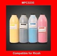 compatible ricoh MPC3235 / C3235 /3235 color toner powder refill color powder printer color powder free DHL