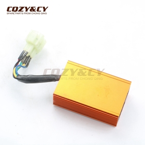 Image 5 - 6PIN Racing DC CDI for GY6 125 150 CF250 Automatic Advancing Scooter Motorcycle ATV Replacement Part
