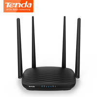 Tenda AC5 AC1200 Router 5dBi Antennas Wifi Repeater 2.4Ghz 5GHz Dual Band Routers APP Control Wifi with English interface