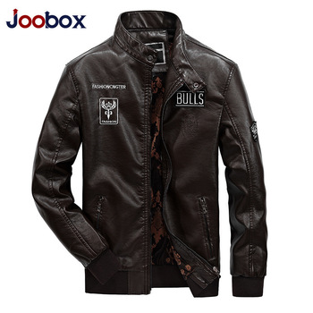 Winter Casual Leather Jaket Men Deri Mont Erkek Faux Jackets Slim Fit Coats Men Baseball Uniform Jaqueta De Couro Masculina 1