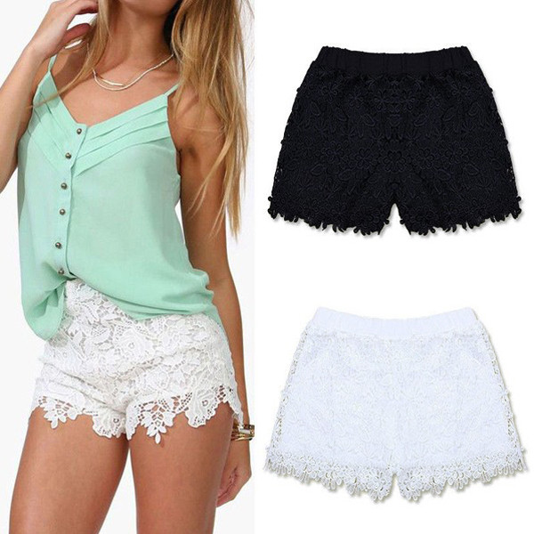 Compare Prices on Lace Shorts- Online Shopping/Buy Low Price Lace ...