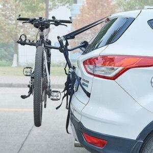 Стальные аксессуары для велосипеда, 2 крепления на багажник