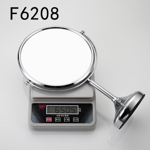Home Improvement Bath Mirrors Frap New Arrival Makeup Mirror Professional Vanity Mirror Bathroom Accessories 180 Rotating Free Magnifier F6206 F6208