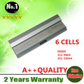 Wholesale New 6cells laptop battery FOR DELL Latitude E4200  R331H R640C R841C W343C W346C X784C Y082C Y084C Y085C Free shipping