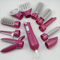 Hair Curling Tongs Hair Straightener Comb Brush Massager Tool hair dryer Combs
