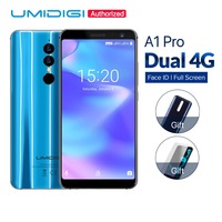 UMIDIGI A1 Pro Global Version Smartphone Android 8 1 Face ID 5 5 Inch 3GB 16GB