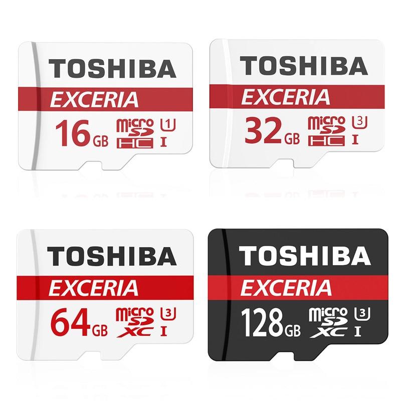 Original Toshiba Micro Sd Card Exceria U3 90ms Micro Sd