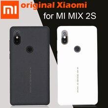 Funda Original para Xiaomi Mi MIX 2S, carcasa de PC natural para Xiaomi Mix 2s, carcasa rígida mate para Mix 2s