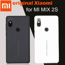 Оригинальный чехол для Xiaomi Mi MIX 2S, чехлы из натурального поликарбоната, жесткий матовый чехол для Xiaomi Mix 2s, чехол для телефона Mix 2s