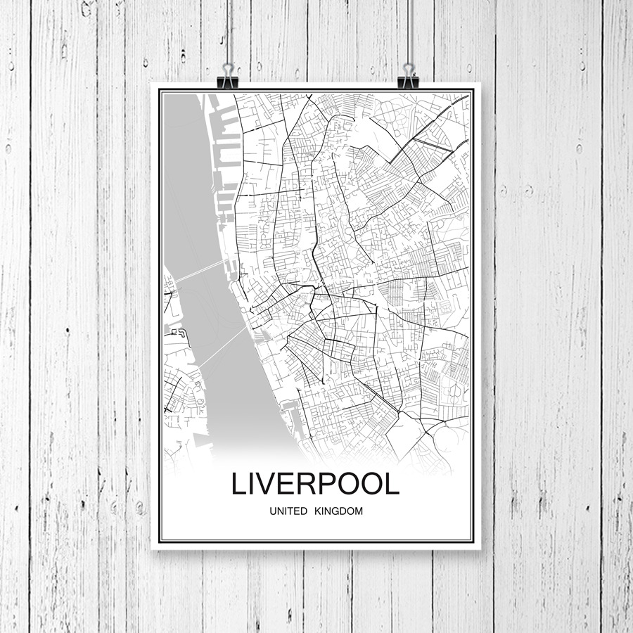 Online Shop MEXICO CITY Mexico World City Map Print Poster