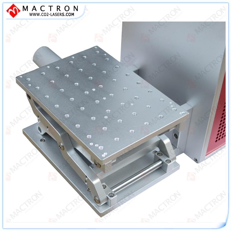 Lazerio pluošto žymėjimo aparatas 20W, lazerinis graviravimo - Medienos apdirbimo įranga - Nuotrauka 5