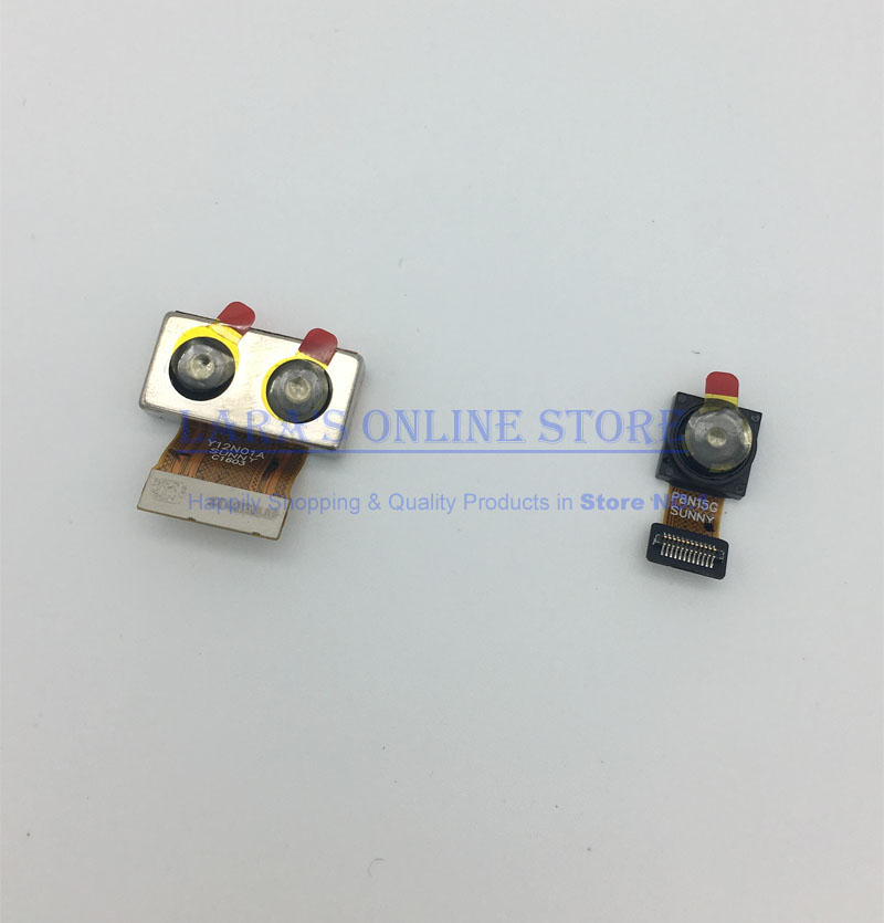 D'origine pour Huawei Honor 8 Pro 8Pro DUK L09 DUK AL20/honneur V8 Avant Face À la Caméra W/Arrière Retour Caméra Module Flex câble