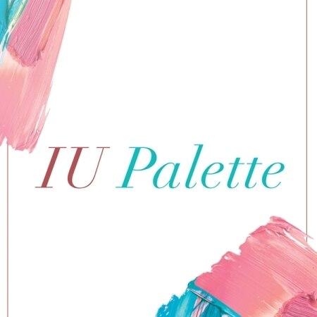 купить IU 4TH ALBUM - PALETTE  Release Date 2017.04.25 дешево