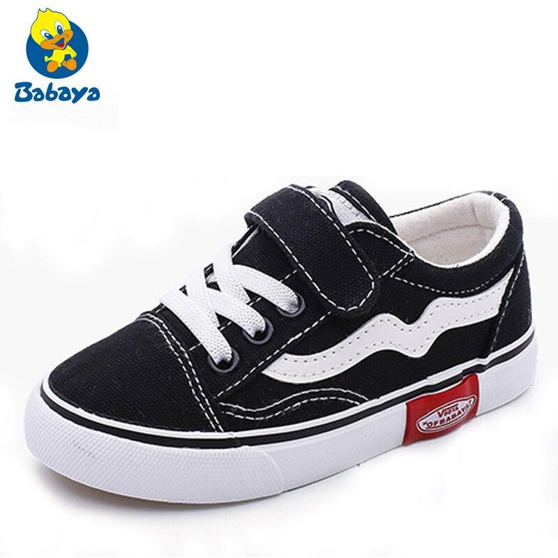2019 outono novas crianças sapatos de lona meninas tênis respirável primavera moda crianças sapatos para meninos sapatos casuais estudante