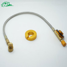 Jeebel Кемпинг адаптер газовой плиты Разъем регулятор для наружного кемпинга бак LPG головка цилиндра адаптер горелки аксессуары