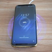 For iPhone 8 Wireless Charger eAmpang New Product Qi Wireless Charger for iPhone 8 Wireless Charging Pad Mobile Phone Accessory
