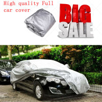 Full car cover Durable car covers SUV surface protector XL size High quality Free shipping car clothes Sun shade