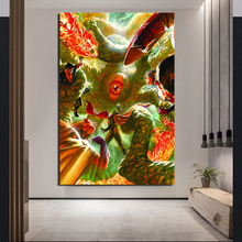 Marveles  Invaders Now Art Canvas Painting Prints Living Room Artwork Home Decoration Modern Wall Posters Pictures