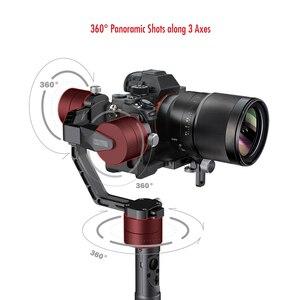 Image 3 - ZHIYUN Official Crane V2 3 Axis Handheld Gimbal Stabilizer Kit for DSLR Camera Sony/Panasonic/Nikon/Canon