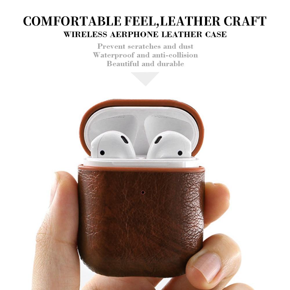 Защитна чанта кожен калъф за ръкав - Преносимо аудио и видео - Снимка 2