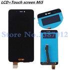 100% New For Xiaomi Mi5 Mi 5 LCD Display Screen Touch Assembly LCD Display Touch Screen Repair Parts