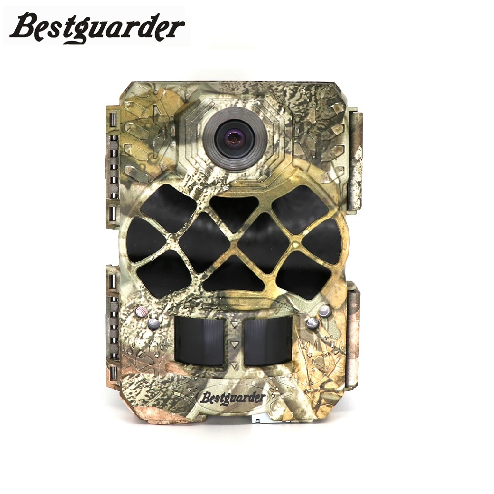 Professional Охота камера 30MP 0,2 s триггер 140 градусов широкий Фото Видео мощный ночное видение животных завод исследование запись