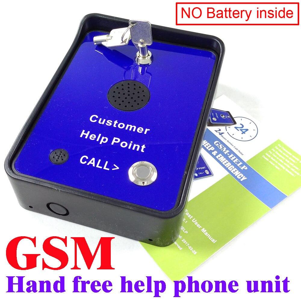 Interphone mains libres GSM 2016 anti-pluie GSM pour entreprise de services ou aide au taxiInterphone mains libres GSM 2016 anti-pluie GSM pour entreprise de services ou aide au taxi