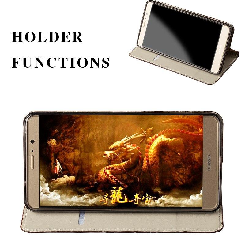 Housse pour Samsung a5 a7 a8 j5 j7 pro étui en cuir S6 S7 bord S8 S9Plus luxe 3d robinet Note8 9 - 5