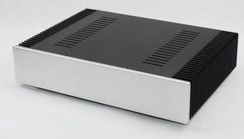 WA108 Full Aluminum Enclosure / AMP case/ Preamp box/ PSU chassis