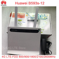 2pcs Antenna Huawei B593s 12 B593 3g 4g Lte Wireless Router 4g Cpe Mifi Dongle