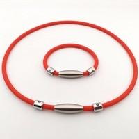 germanium energy necklace bracelet negative ion necklace