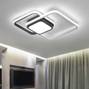 Image 2 - LICAN Bedroom Living room Ceiling Lights lampe plafond avize Modern LED Ceiling Lights lamp with remote control