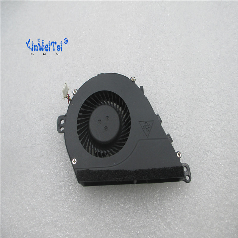 5PCS Laptop CPU Cooling <font><b>Fan</b></font> For <font><b>Dell</b></font> <font><b>Latitude</b></font> <font><b>E5430</b></font> DC28000AFSL 082JH0 MF60120V1-C430-G9A image