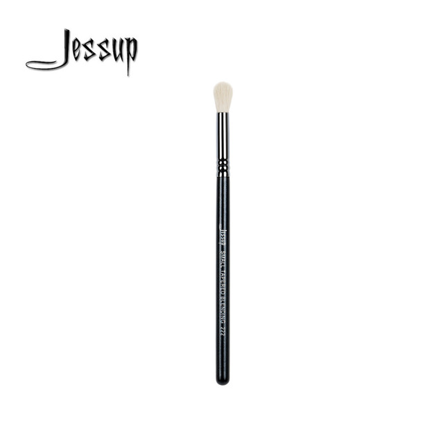 Jessup High Quality Materials Professional Face brush Makeup brushes Small Tapered Blending Brushes 222
