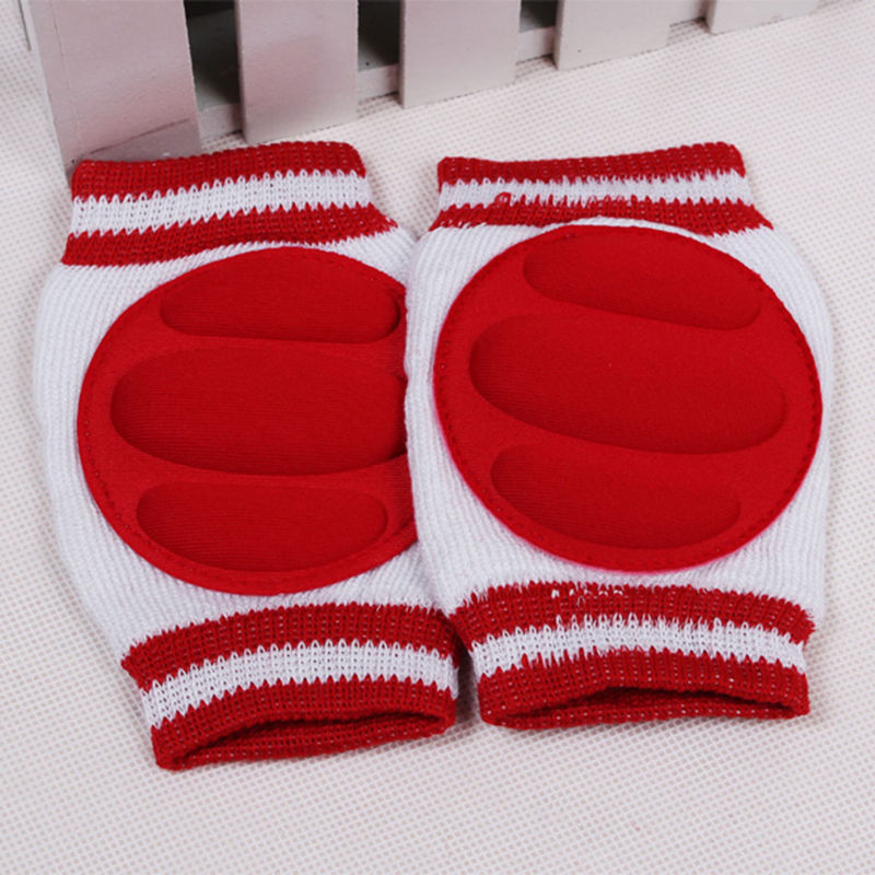 Newborn Baby Safety Crawling Elbow Cushion Protective Infants Toddlers Baby Knee Pads Protector Leg Baby Kneecap Kid F20