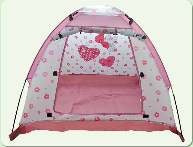 Portable magique tente pour enfants jouer maison grand intérieur et extérieur princesse bébé jouets tissu pliable